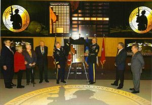 Bill Kornitzer inducted into the Special Forces Hall of Honor