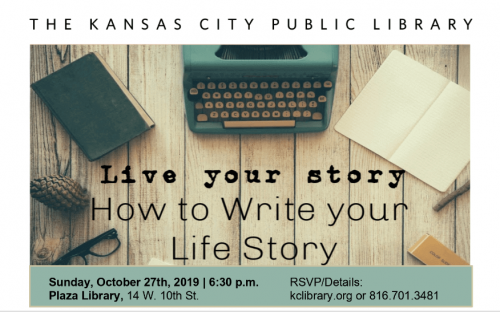 How to write your life story with Amy Woods Butler of The Story Scribe
